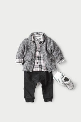 Cute baby boy clothes. Zara.com, need to check this site out for Baby K