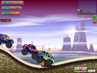Monster Truck Smash - Play Free At: http://flashgamesempire.blogspot.co.uk/2015/07/monster-truck-smash.html