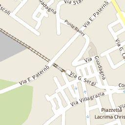 Agenzia Immobiliare Mappa di Palermo  stradario e cartina geografica | Tuttocittà