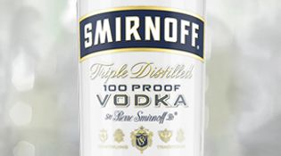 Robust with a dry finish, Smirnoff 100 Proof is the ultimate in smoothness and clarity.