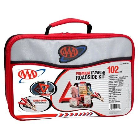 (2) One for me // one for luke; AAA Emergency Roadside Kit : Target