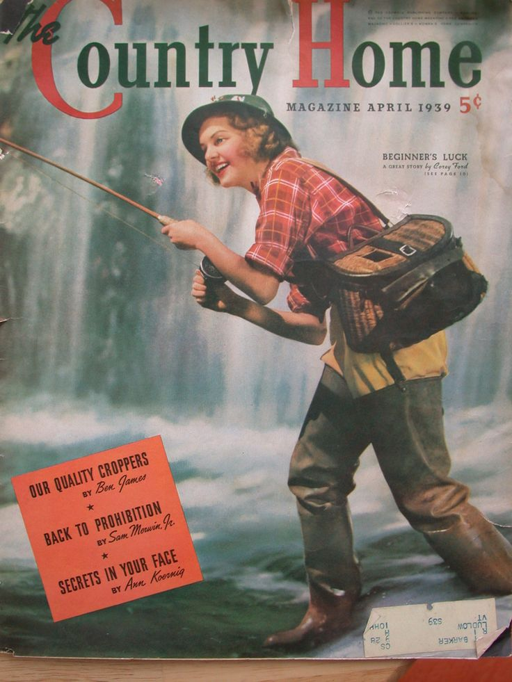 1939 Issue Country Home Magazine