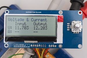 Low Power User Interface