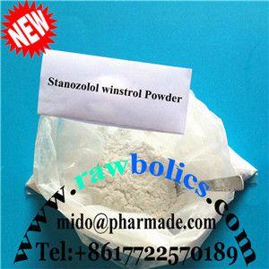 Winstrol /Anadrol Oral Steroid Powder mido@pharmade.com