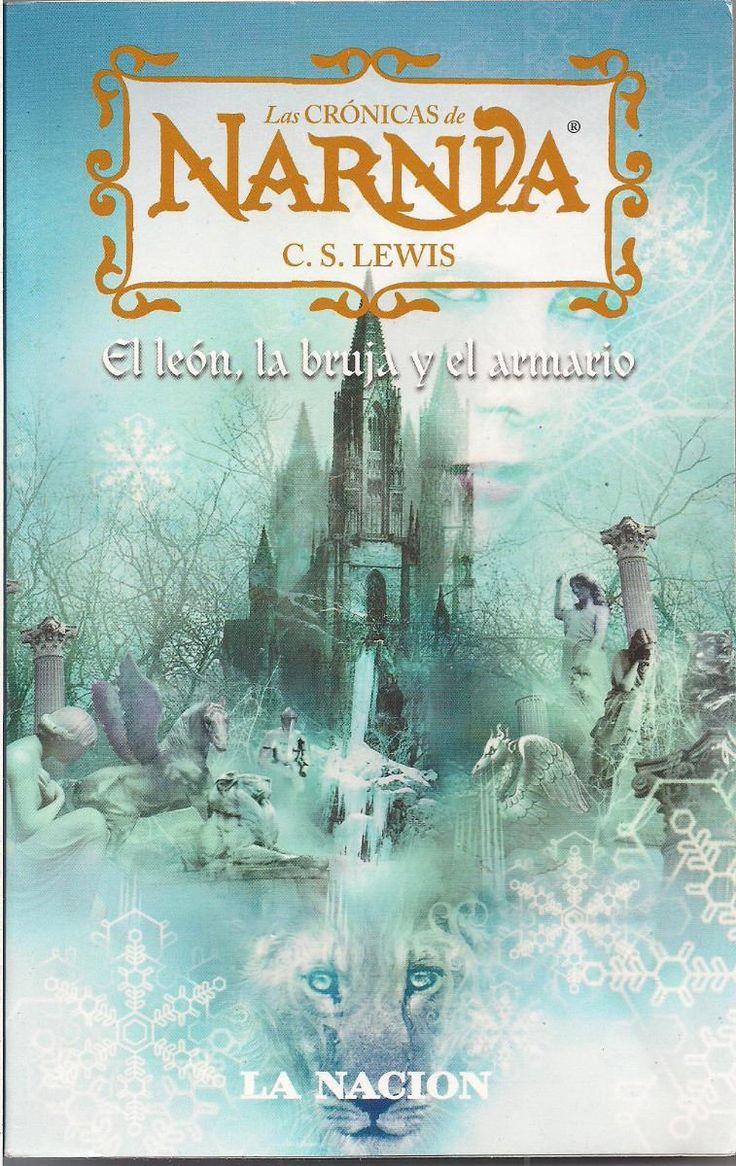 18. Las Cronicas de Narnia. El leon la bruja y el armario