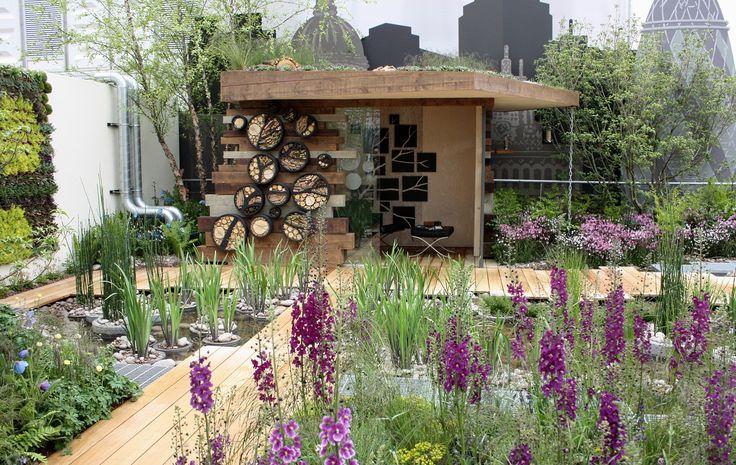 show garden roof garden - Google Search