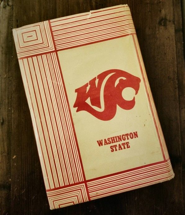 Very rare Washington State College textbook. This was before it became Washington State University (go Cougs!). What is really great about this book is the well preserved book cover with the old WSC logos. | eBay!