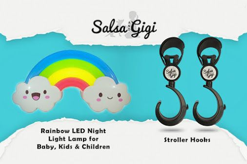 || Salsa and Gigi will provide a unique and great quality products for family. A Multipurpose Bag Hook and Rainbow LED Night Light Lamp || http://salsaandgigi.com/ || #pursehooks #hookandgo #organizingmadefun #multipurposehooks #salsaandgigi #organizing #ledlights #bedroomlamp #creativelights #rainbowlight #uniquelightlamp #decorativelights #uniqueproducts