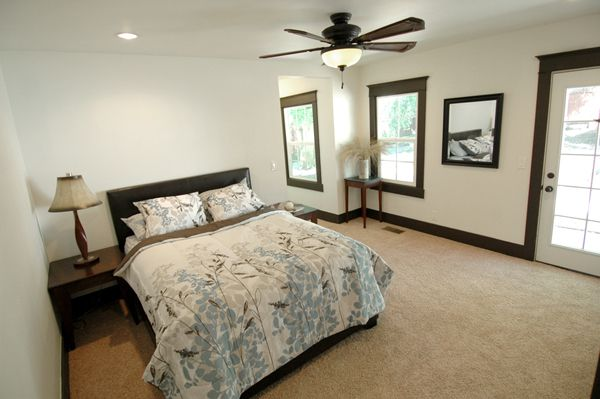 17 Best images about Grey and dark wood bedroom on ...