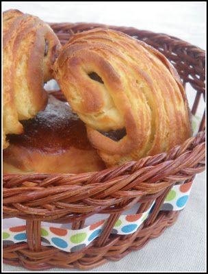 Chic, chic, chocolat...: Petits pains au chocolat