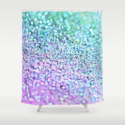 Little Mermaid Shower Curtain by Monika Strigel - $68.00