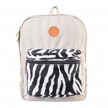 Evrawood Sidney Backpack Zebra