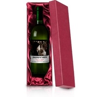 Personalised Valentines Day White Wine from Experience Frenzy