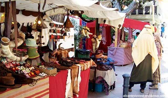 Рождественские рынки в Аликанте и Эльче - Step to Spain