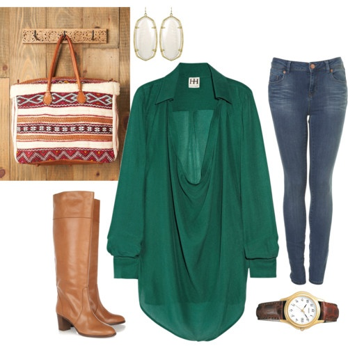 Emerald. love this outfitGreen Tops, Green Blouses, Skinny Jeans, Emerald Green, Emeralds Green, Clothing, Colors, Emeralds Shirts, Dreams Closets