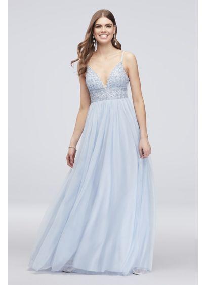 340186f0c20 Long Ballgown Tank Formal Dresses Dress - Speechless