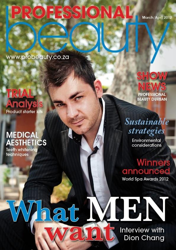 March / April Cover