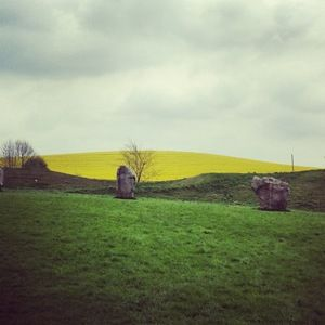 View at Avebury