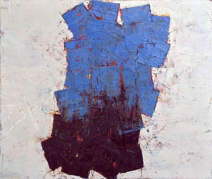 Kresten Havgaard `Untitled´ Oil on Canvas.