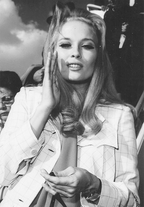 Faye Dunaway.. she is so young here...wow