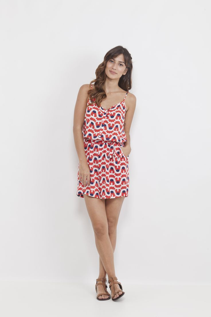 soft fabric, bold prints.