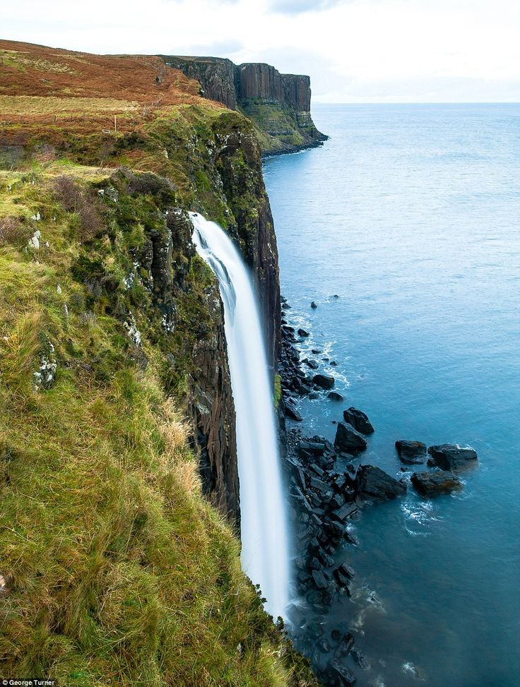 Scotland is one of the most beautiful countries in the world and, according to photographer George Turner, has a predominantly prehistoric landscape