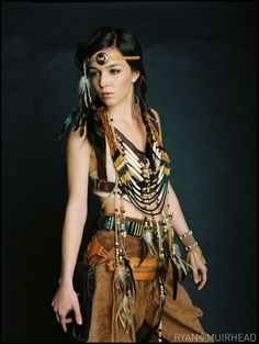 tiger lily costume - Google Search