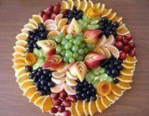 Foto de Presentations a faire avec des fruits et des legumes.