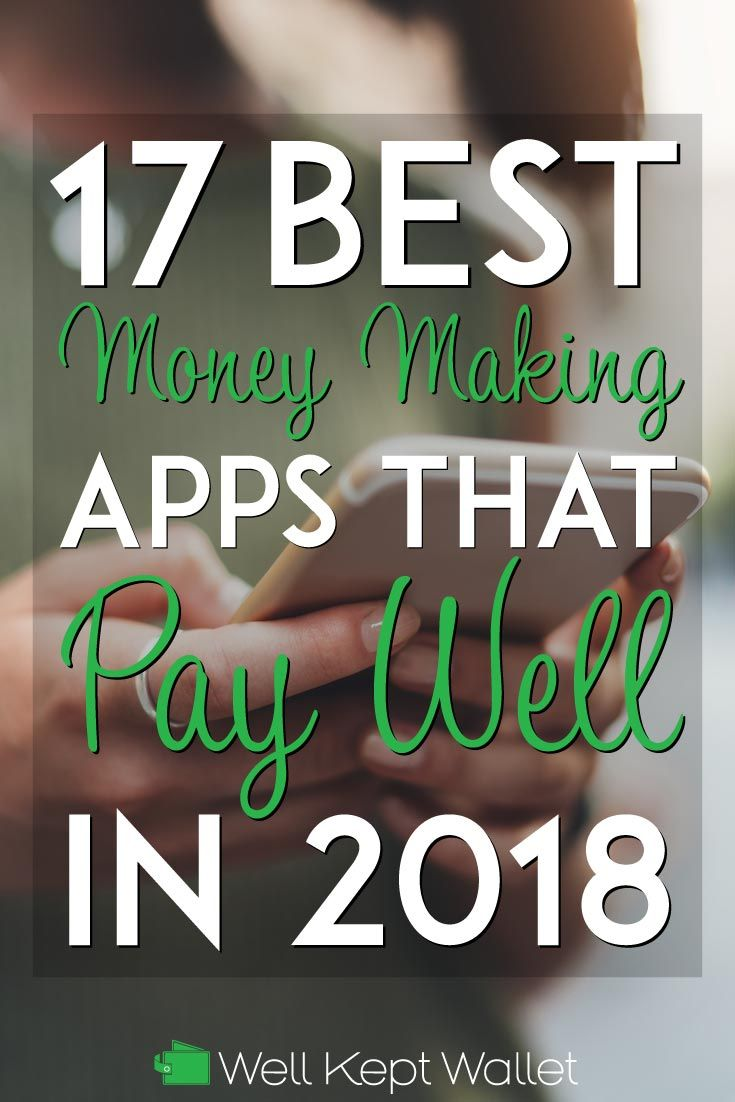 17 Money Making Apps to Help You Pay the Rent – Well Kept Wallet | Money Making & Debt Crushing Tips