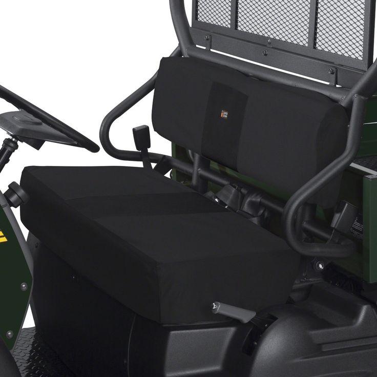 Reupholster A Kawasaki Mule