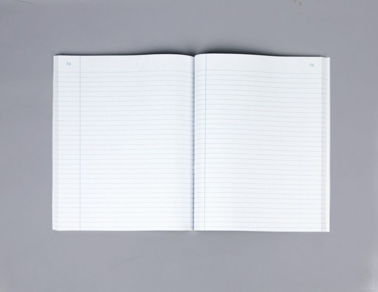 Amazon.com : VELA A2b Compact Computation Laboratory Notebook, Softcover Adhesive Lay-Flat, 7.5 x 9.25, 128 pages, College Ruled, Class-2 Optimized : Office Products