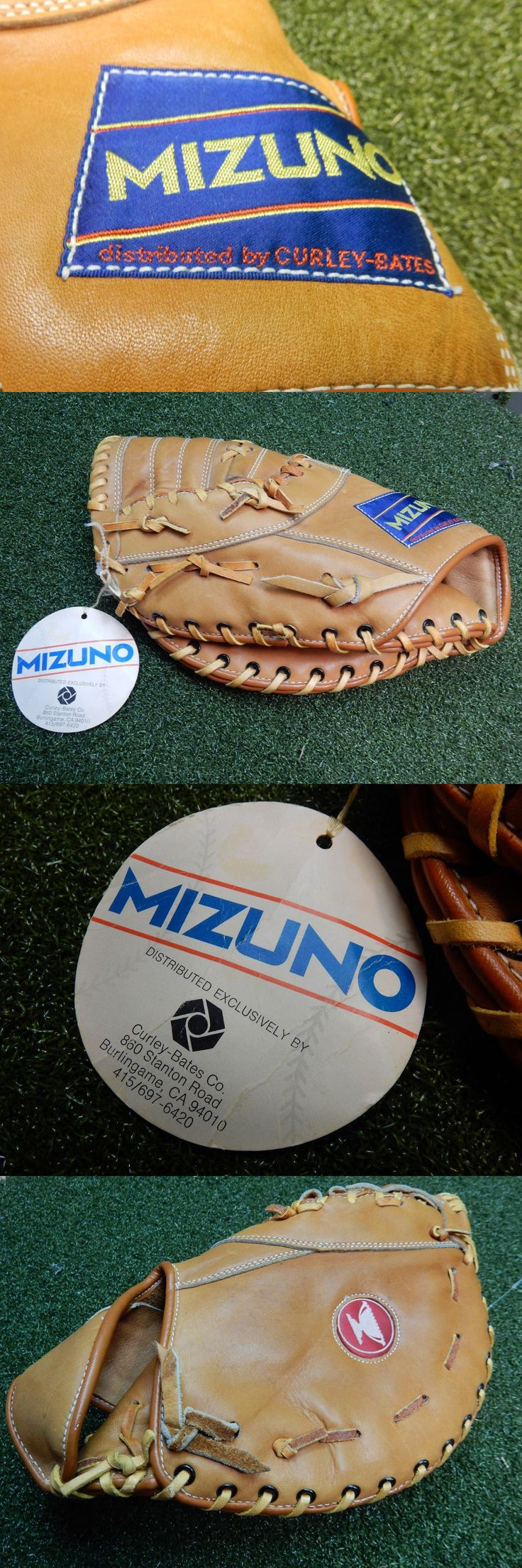 Gloves-Baseball 50126: New! Rare Vintage! 1980S Mizuno Mt1070 Lht First Base Glove Mitt By Curley Bates -> BUY IT NOW ONLY: $54.77 on eBay!