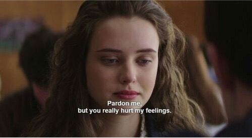 Hannah Baker - 13 Reasons Why