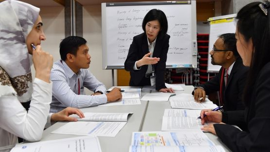 IAEA Holds Pilot Course to Help Future Nuclear Leaders Sharpen Safety Leadership Skills