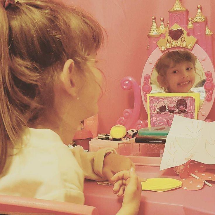 ...princesa en pijamas #cosasdeniña #cosasdepapa