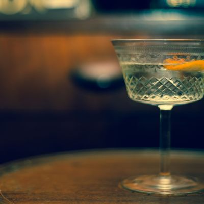 The Cocktail World Is Intoxicated By Irish Moonshine