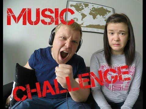 (1) MUSIC CHALLENGE. МУЗЫКАЛЬНЫЙ ЧЕЛЛЕНДЖ. ВЫЗОВ ПРИНЯТ! - YouTube