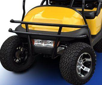 Golf Cart Brush Guard Club Car Precedent (Black « Store Break