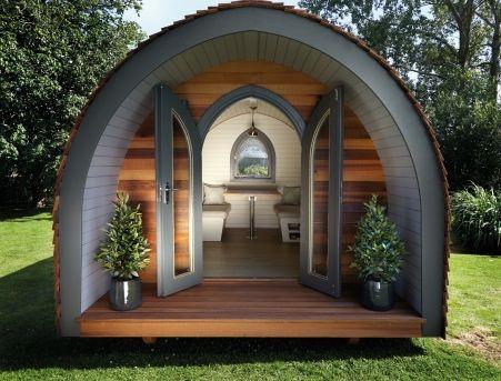 Garden Hideouts 'Garden Pod'