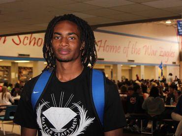 CISD Graduate Spotlight: Trumaine Jefferson II of Oak Ridge High School