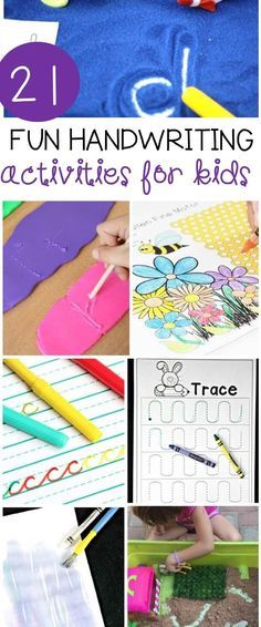 1000+ ideas about Handwriting Activities on Pinterest | Spelling ...