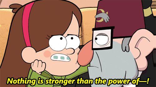 Nada es más fuerte que el poder de...