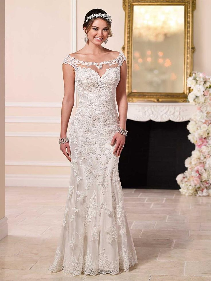 Stella York Lexie available in our Exeter shop. #prudencegowns #stellayork #DressingYourDreams #Exeter #Devon #Cornwall #bride #weddingdress