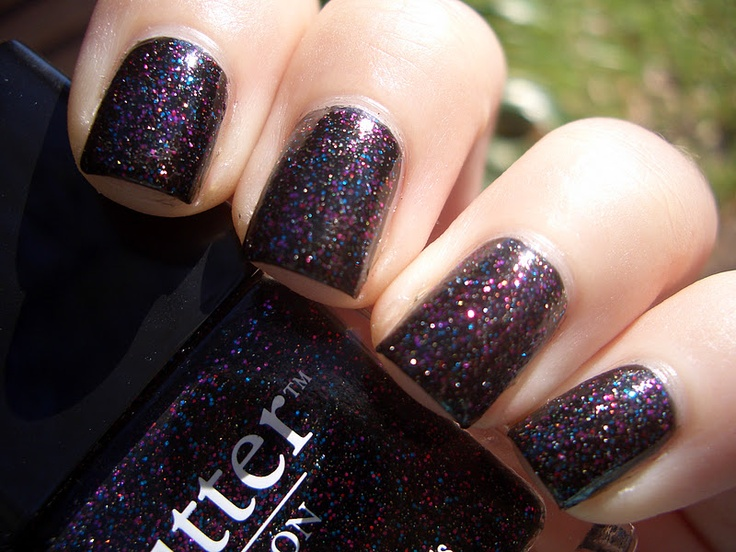 butter LONDON — The Black Knight
