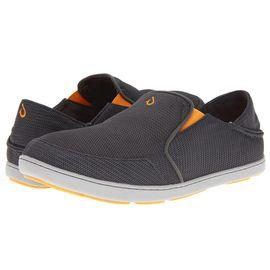 OluKai Dark Shadow Nohea Mesh Shoes for Men