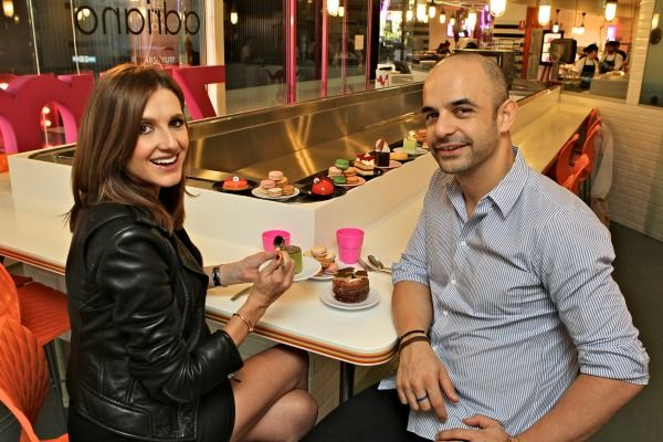 Date with Kate: Adriano Zumbo  Adriano Zumbo is one of Australia's most celebrated patissiers, known for his croquembouche tower, made famous by MasterChef Australia. Zumbo is known for his technically challenging desserts and is set to give Zumbarons Masterclasses at this year's Good Food and Wine Show (Sydney 27-29 June). I chatted with the sweet tooth about his success, indulging, and once wanting to be a truck driver.
