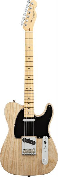Fender American Standard Telecaster - (M) Natural