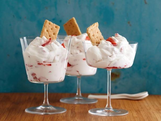 Sunny's Strawberry Fool Recipe | Sunny Anderson | Food Network