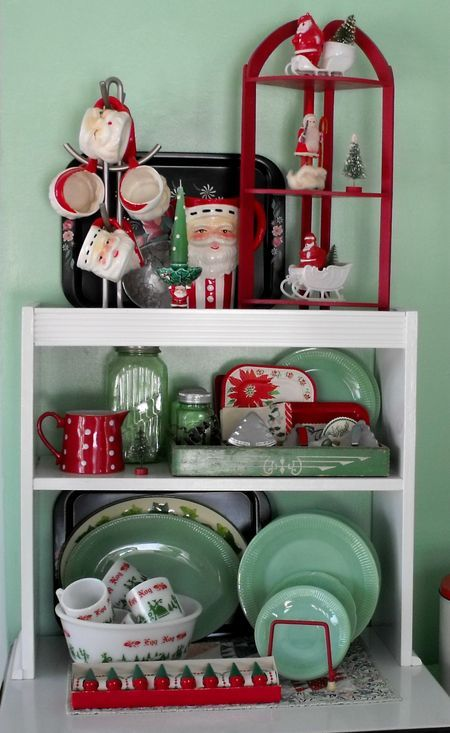 Oodles & Oodles knows how to do vintage Christmas | oodlesandoodles.typepad.com