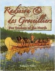 Cover of: Radisson and des Groseilliers by Katharine Bailey